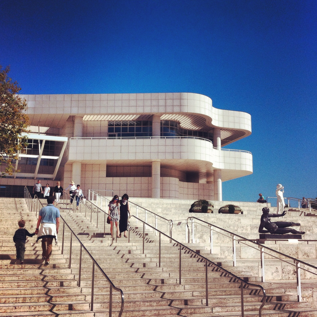 Richard Meier, Getty Center