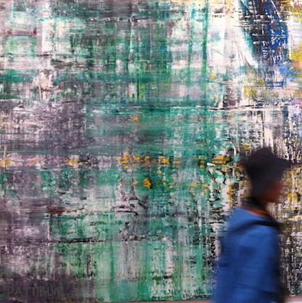 London, Gerhard Richter, Tate Modern