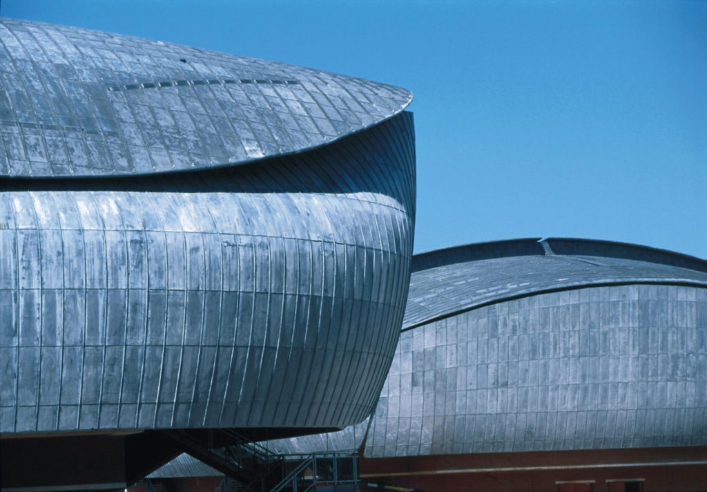 Auditorium, Renzo Piano